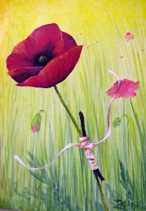 Poppy by Joy Marshall