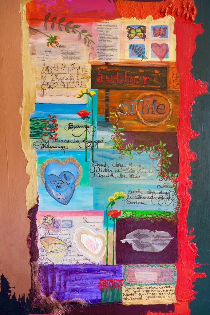 New Life by Lisa Hunt-Wotton