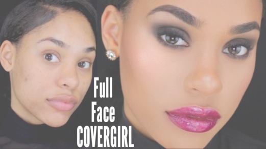 Covergirl Makeup Inspirational Full Face Covergirl Makeup - Valentines Day Makeup - Youtube - Latest Fashion Trends